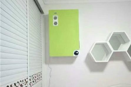 家用卧室壁挂新风系统